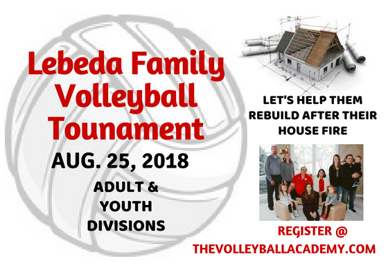 Lebeda Family Volleyball Tournament (1)