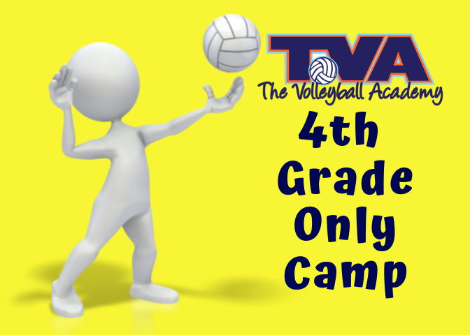 4th Grade Only Camp