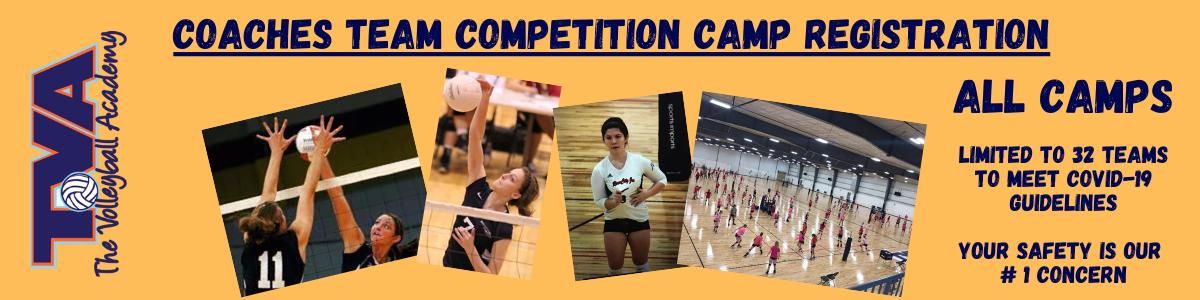 Coach registration- team camp-2
